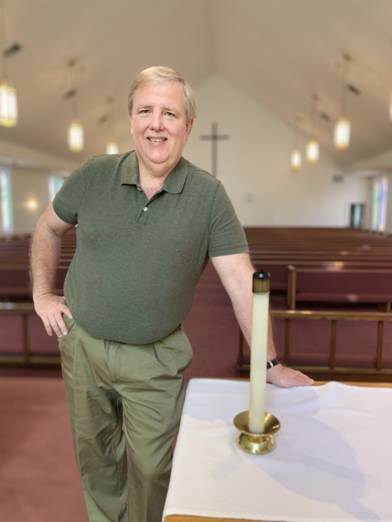 Pastor Kirk Dreiser